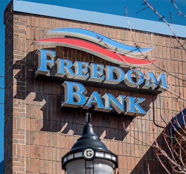 Freedom Bank Guttenberg New Jersey
